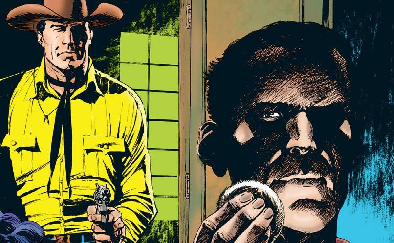Tex e o Retorno de Proteus