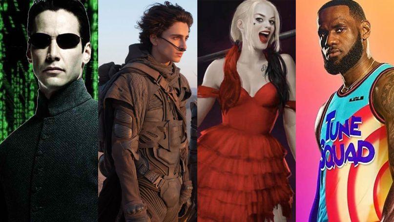 Todos os lançamentos do cinema da Warner de 2021 chegam simultaneamente ao  HBO Max